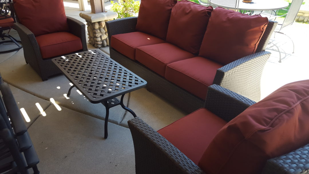 patio furniture - archive