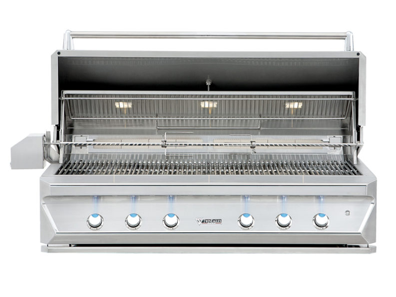 Napoleon Prestige 500 30 Inch Built In 4 Burner Gas Grill
