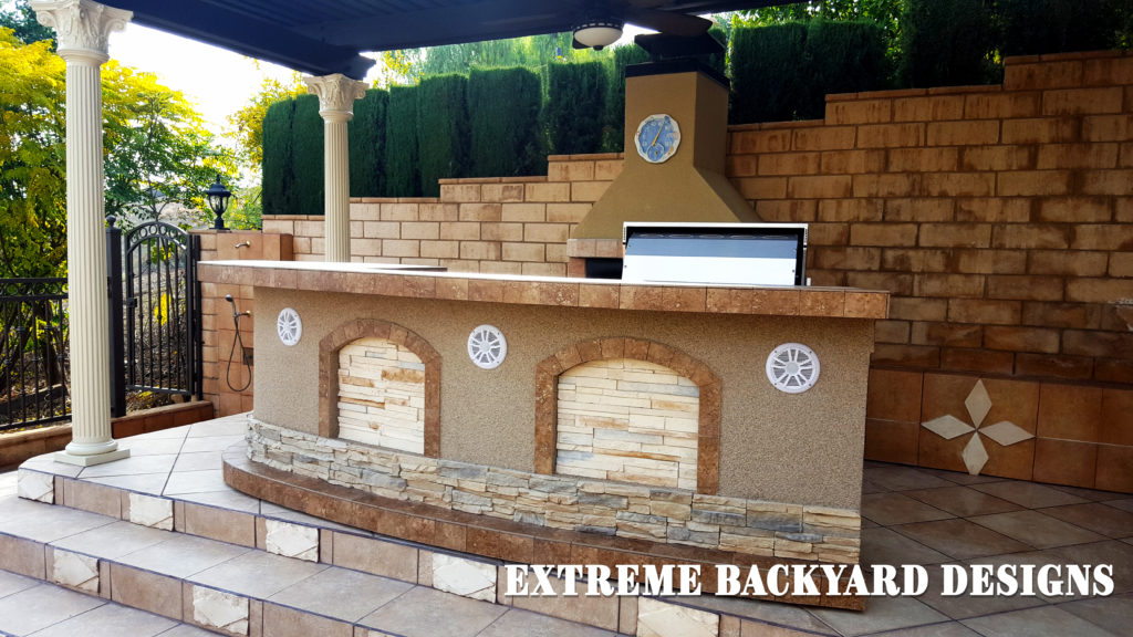 Chino Hills Bbq Island Delivery Extreme Backyard Designs