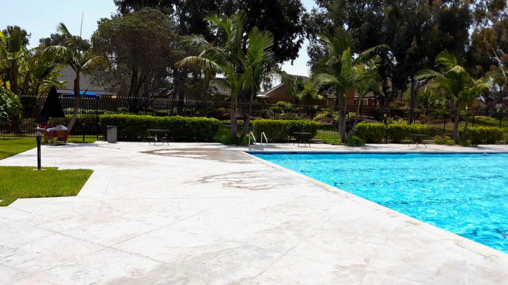 Condo Pool Area Huntington Beach Ca Extreme Backyard Designs