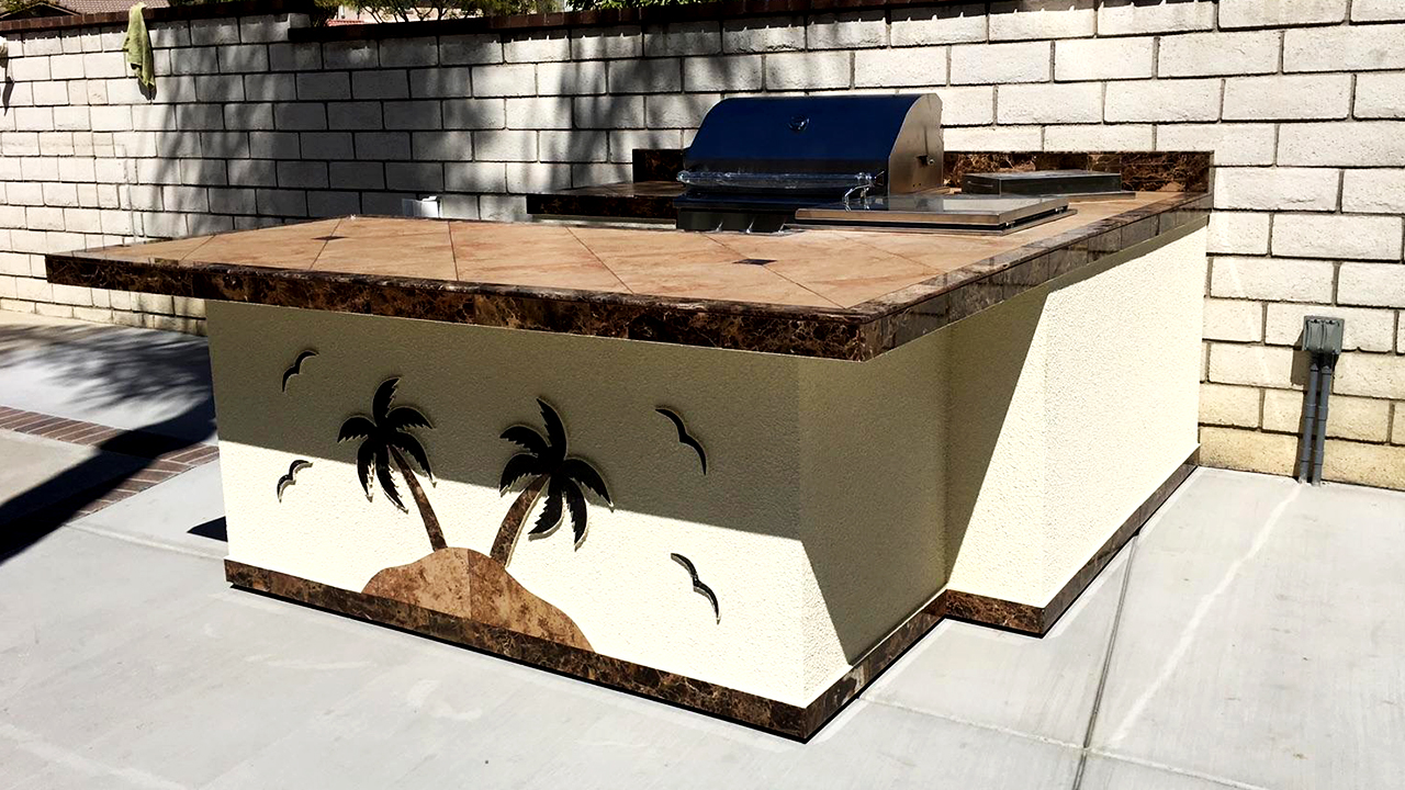 Bbq Islands Baja Island By Kokomo Grills At Extreme Backyard Designs We Have Over 30 Years