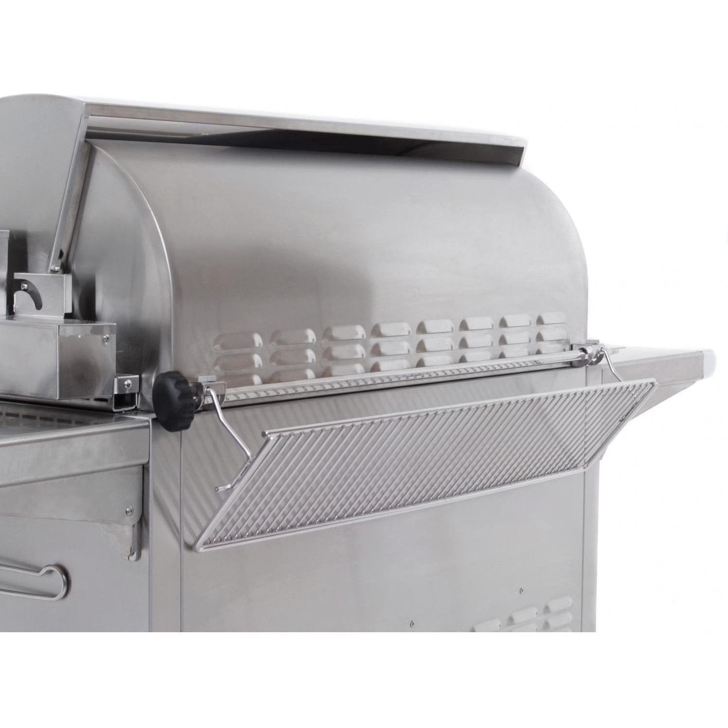 Fire Magic Echelon Diamond E790i 36 Inch Built In Propane Gas Grill