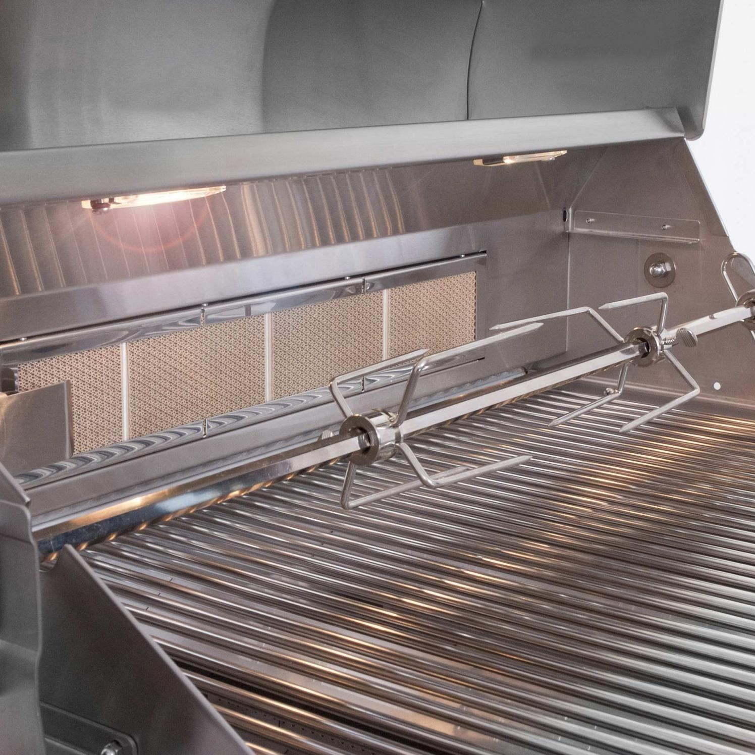 Lion 32 Inch Gas Grill L75000 Stainless Steel