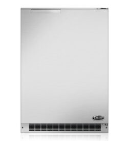 DCS 24-Inch 5.1 Cu. Ft. Right Hinge Compact Outdoor Refrigerator - Stainless Steel