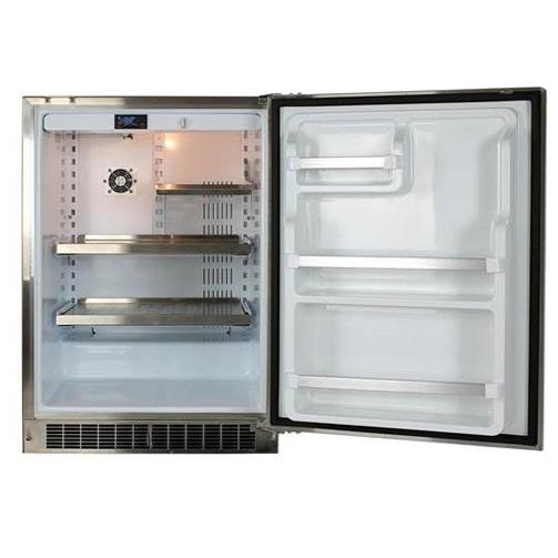 Dcs 24 Inch 5 1 Cu Ft Compact Outdoor Refrigerator