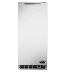 DCS 35 Lb. Built-In Outdoor Ice Maker - Stainless Steel