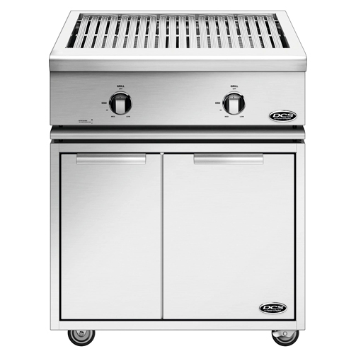 Dcs Liberty 30 Inch Freestanding Gas Grill Extreme