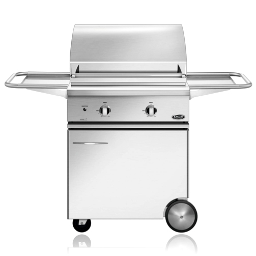 dcs 30inch natural gas grill on dcs css cart - Natural Gas Grill