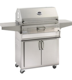 Fire Magic Legacy 30-Inch Freestanding Charcoal Grill - 24-S101C-61