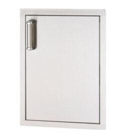 fire-magic-premium-flush-17-inch-right-hinged-single-access-door-vertical-53924-sr