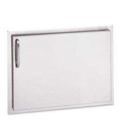 Fire Magic Select 20-Inch Right-Hinged Single Access Door - Horizontal - 33914-SR