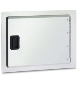 American Outdoor Grill 20-Inch Single Access Door - Horizontal - 14-20-SD