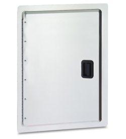 American Outdoor Grill 17-Inch Single Access Door - Vertical - 24-17-SD