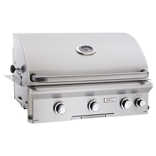 American Outdoor Grill L Series 30 Inch 3 Burner Built In