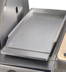 Alfresco Griddle For Alfresco Side Burners - AGSB-G