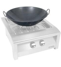 Alfresco 22-Inch Commercial Wok For Versa Power Cooker - AXEVP-WOK