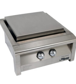 Alfresco Teppanyaki Griddle For Versa Power Cooker - AXEVP-TG