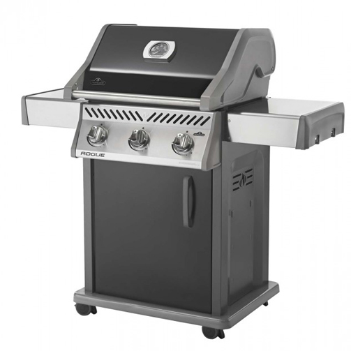 napoleon r425k rogue 425 gas grill on cart extreme. Black Bedroom Furniture Sets. Home Design Ideas