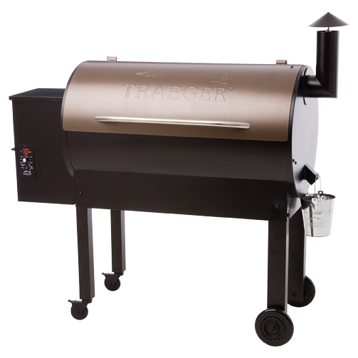 Traeger Texas Elite 34 Pellet Grill Extreme Backyard Designs