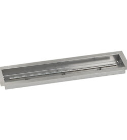 American Fire Glass Linear Burner Pan