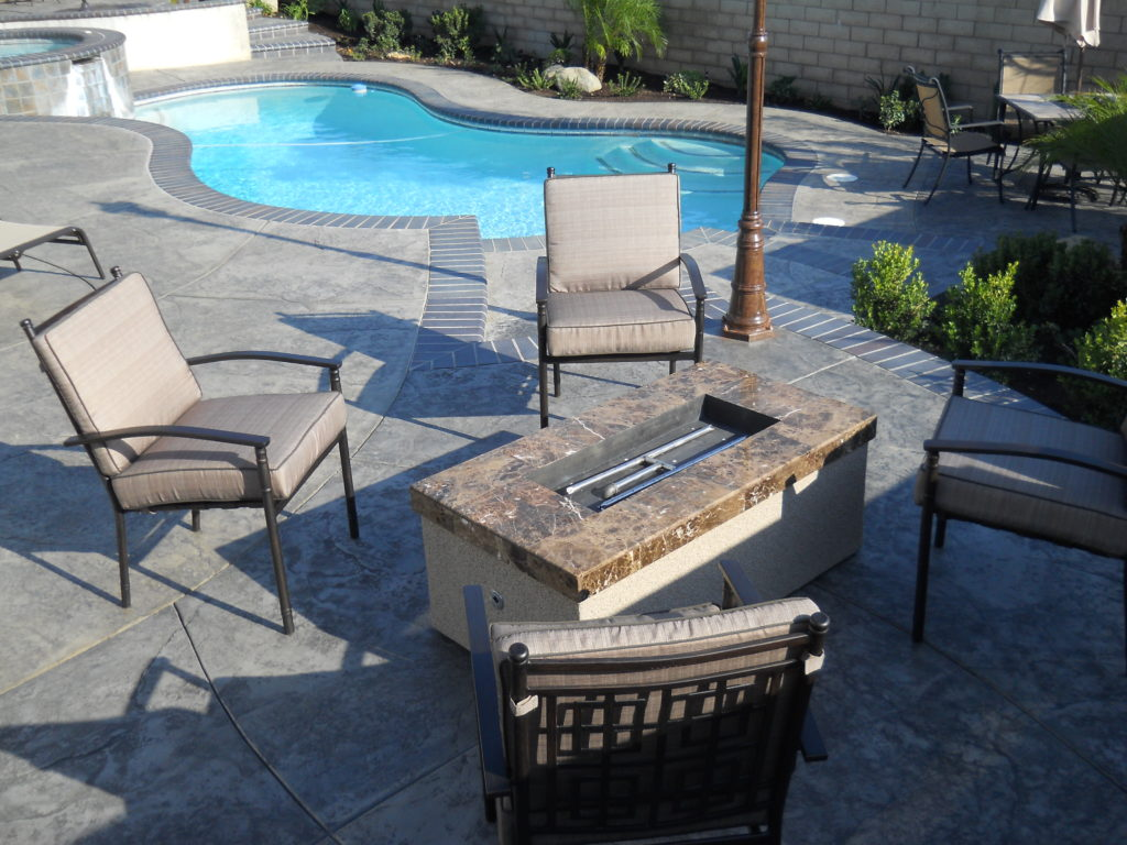 fire tables extreme backyard designs