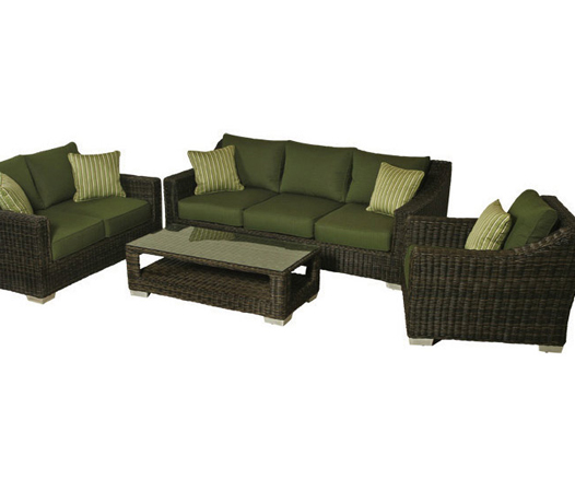 Outdoor wicker Furniture Corona