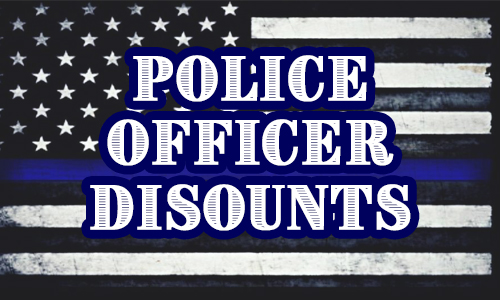 Police Discounts