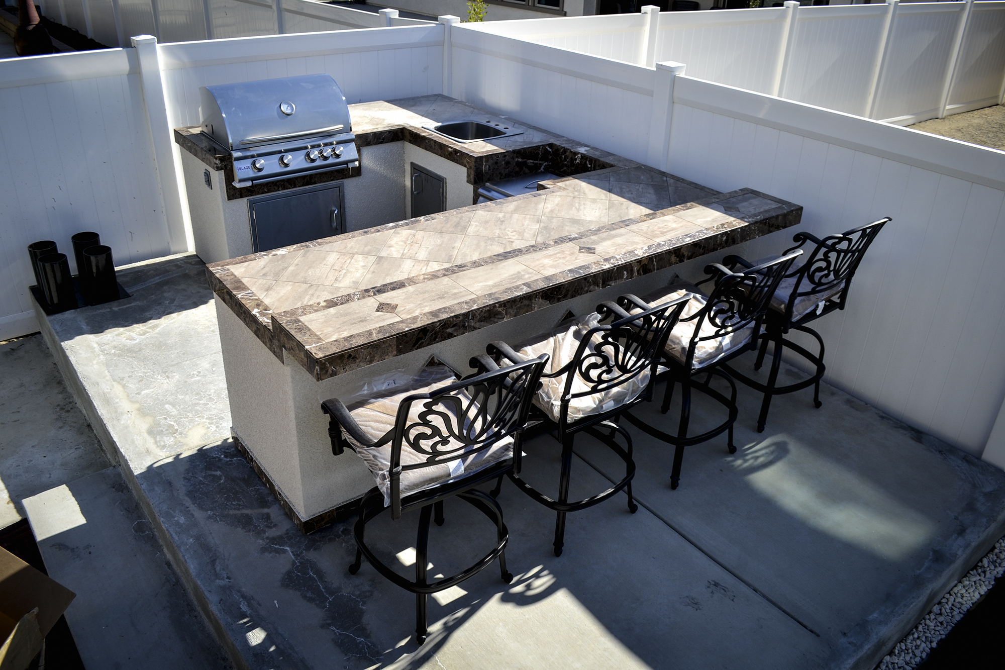 Outdoor Kitchen Patio Er