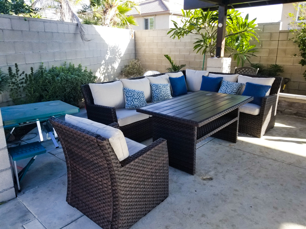 Patio Furniture Extreme Backyard Designs